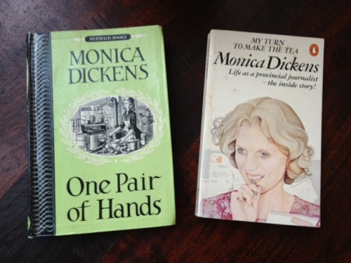 More Monica Dickens to look forward to...